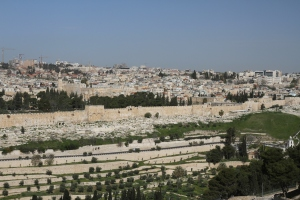 Jerusalem, shot 3 of 4.