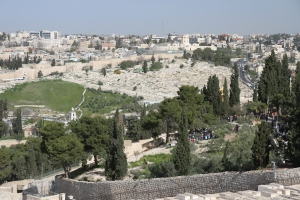 Jerusalem, shot 4 of 4.