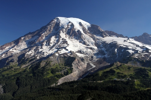 Mighty Mount Rainier