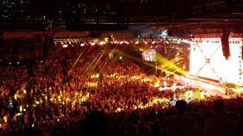 Over 6100 filled the Ocean Center in Daytona Beach experienced God's grace in a mighty way.