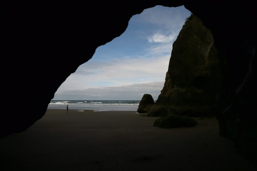 Another Sea Cave view.