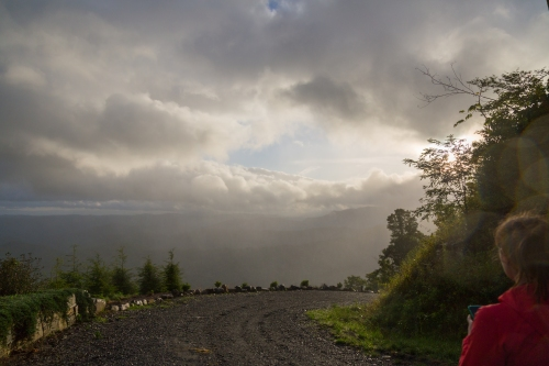 Roan Mountain - Fog and Rainbows-16