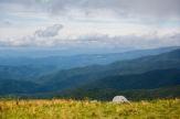 Roan Mountain - Fog and Rainbows-6-2