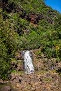 Waimea Falls.