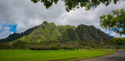 The Kualoa Ranch has been the site of numerous movies and TV shows.